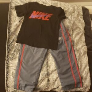 NIKE Warm up Outfit